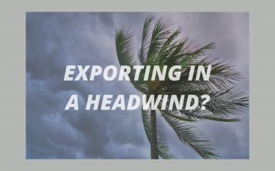 Exporting in a headwind